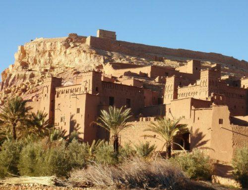 Kasbahs & The Sahara Desert