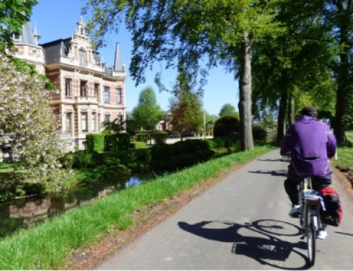 Bike, barge and experience a unique journey on 2 wheels ~ Amsterdam to Bruges (August 24 – 31, 2019)