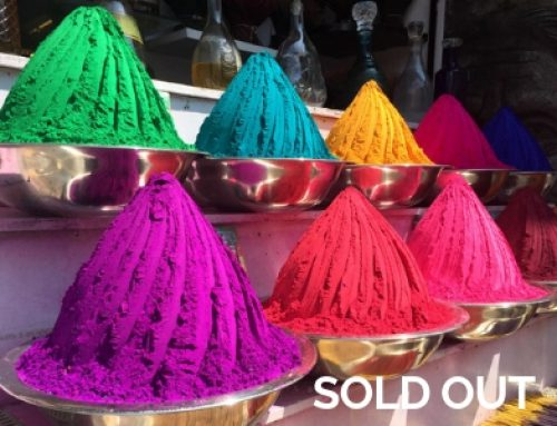 Colours of India (Sold Out)