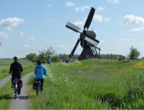 Amsterdam to Bruges (August 24 – 31, 2019) – a unique journey on 2 wheels