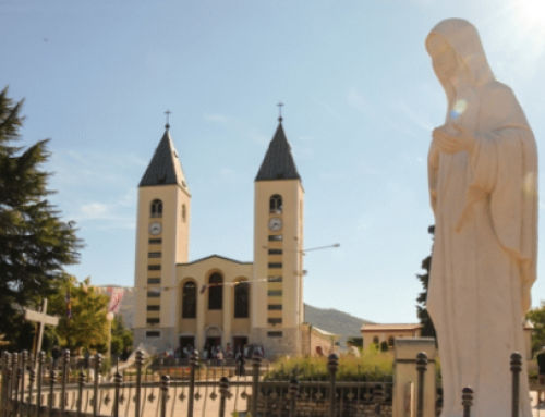 St. Michael's Parish Greece to Medjugorje (October 5 – 20, 2021)